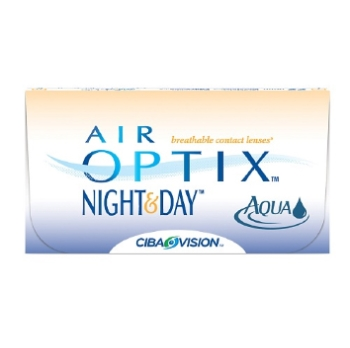 Air Optix Air Optix Night & Day Aqua Contact Lenses